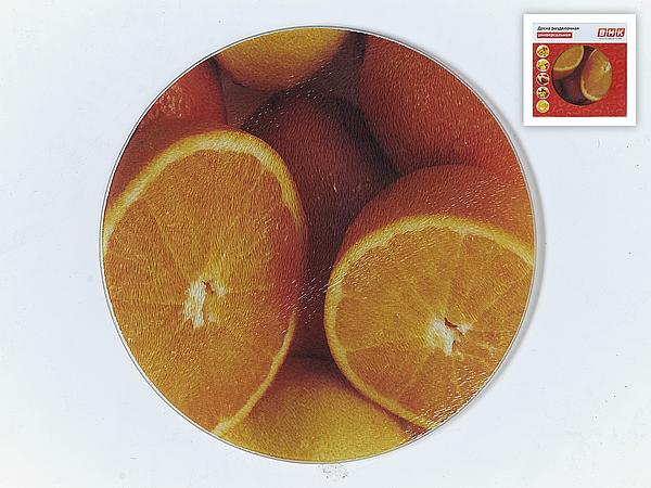 {} Best Home Kitchen Разделочная доска Апельсин (20 см) best home kitchen лопатка jarred 1х7х31 см