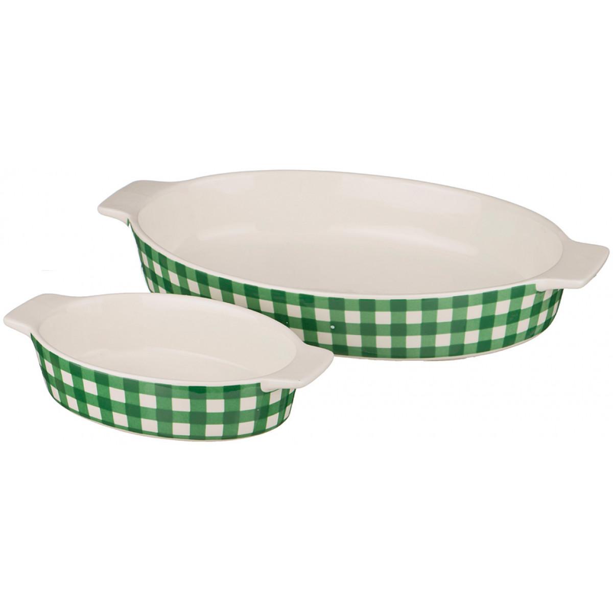 {} Agness Блюдо для запекания Deion  (Набор) kitchenaid набор прямоугольных чаш для запекания 0 45 л 2 шт красные