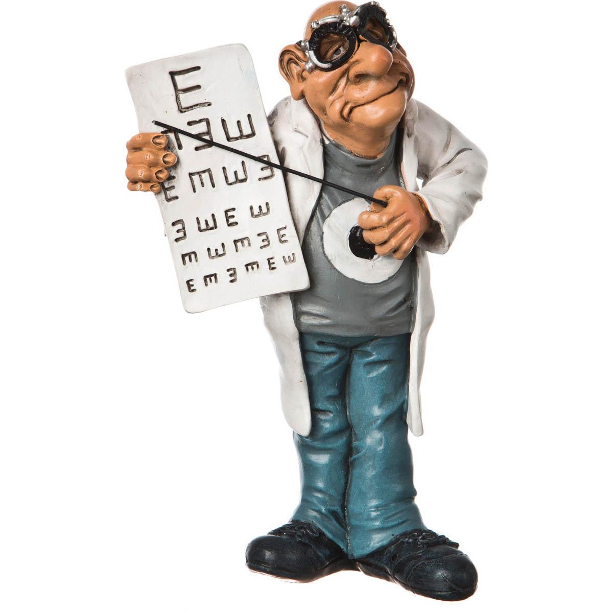 {} The Comical World Фигурка Окулист (15 см) фигурки the comical world of stratford фигурка петух желаю роскошной жизни