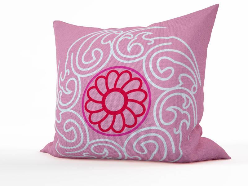 Декоративные подушки StickButik Декоративная подушка Гламурный Орнамент (45х45)