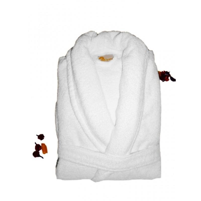 Сауны, бани и оборудование Arya Халат Otel Цвет: Белый (xxxL) полотенца arya полотенце otel цвет белый 50х90 см 6 шт