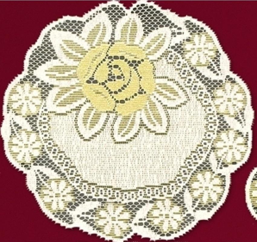 Скатерти и салфетки Haft Салфетки Phoebe  (круглая 40 см) бинт peha haft самофиксирующийся красный 10смх4м