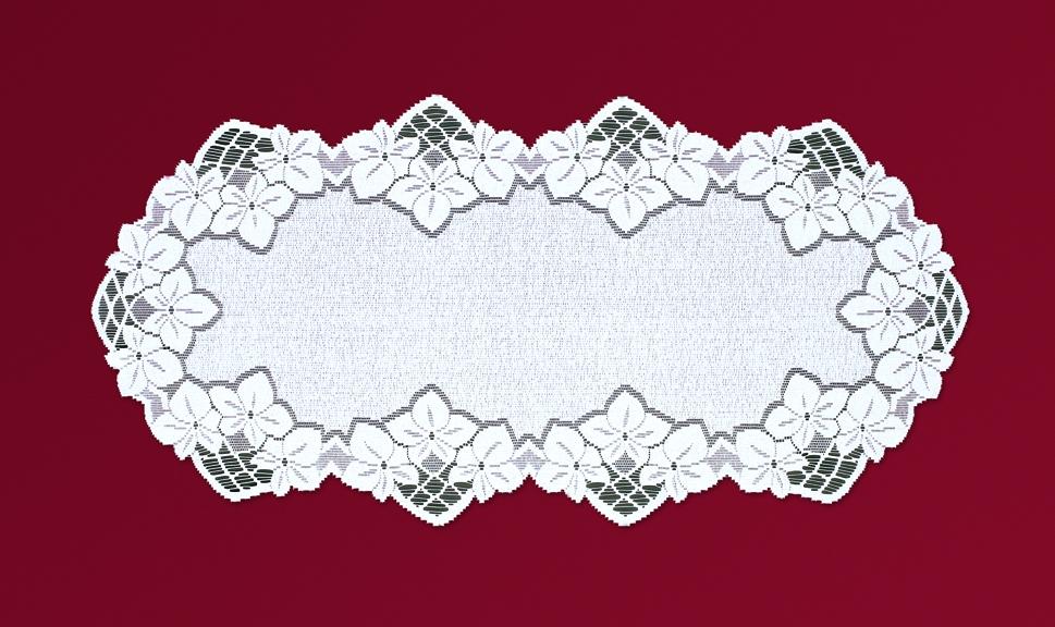 {} Haft Дорожка на стол Arianna Цвет: Белый (60х120 см) цены онлайн