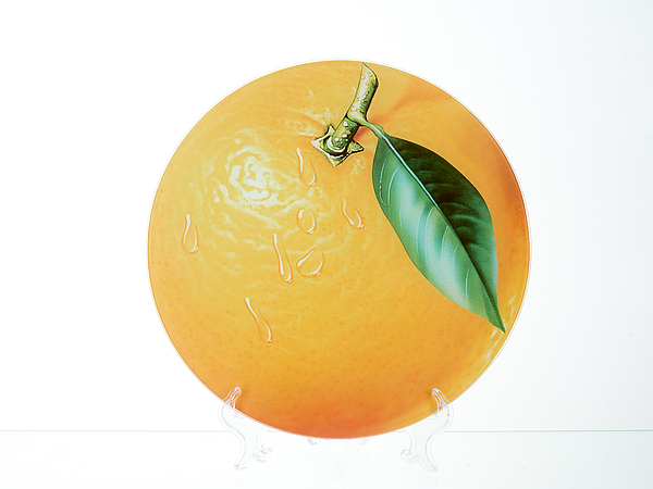 {} ENS GROUP Разделочная доска Апельсин (30 см) аксессуар для вечеринки ens лесная фея 52 30 см