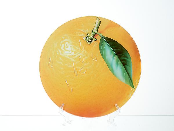 {} ENS GROUP Разделочная доска Апельсин (30 см) бк 30 магнит доска