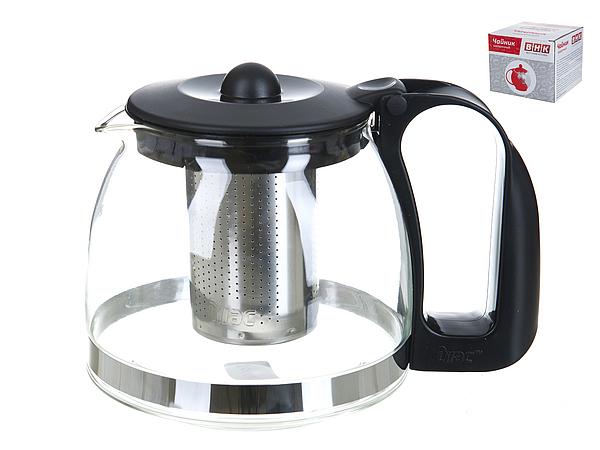 {} Lilac Чайник заварочный Scholastica (1250 мл) чайник 1250 мл цв уп 1140366