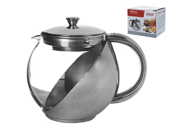{} Best Home Kitchen Чайник заварочный Fuego (750 мл) пена монтажная мakroflex shaketec стандартная 750 мл