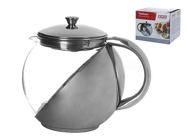 {} Best Home Kitchen Чайник заварочный Fuego (900 мл) подставка 900 мл ens подставка 900 мл