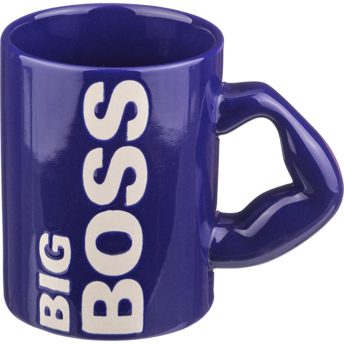 {} Lefard Кружка Big Boss (500 мл) пресс для значков button boss bp 500