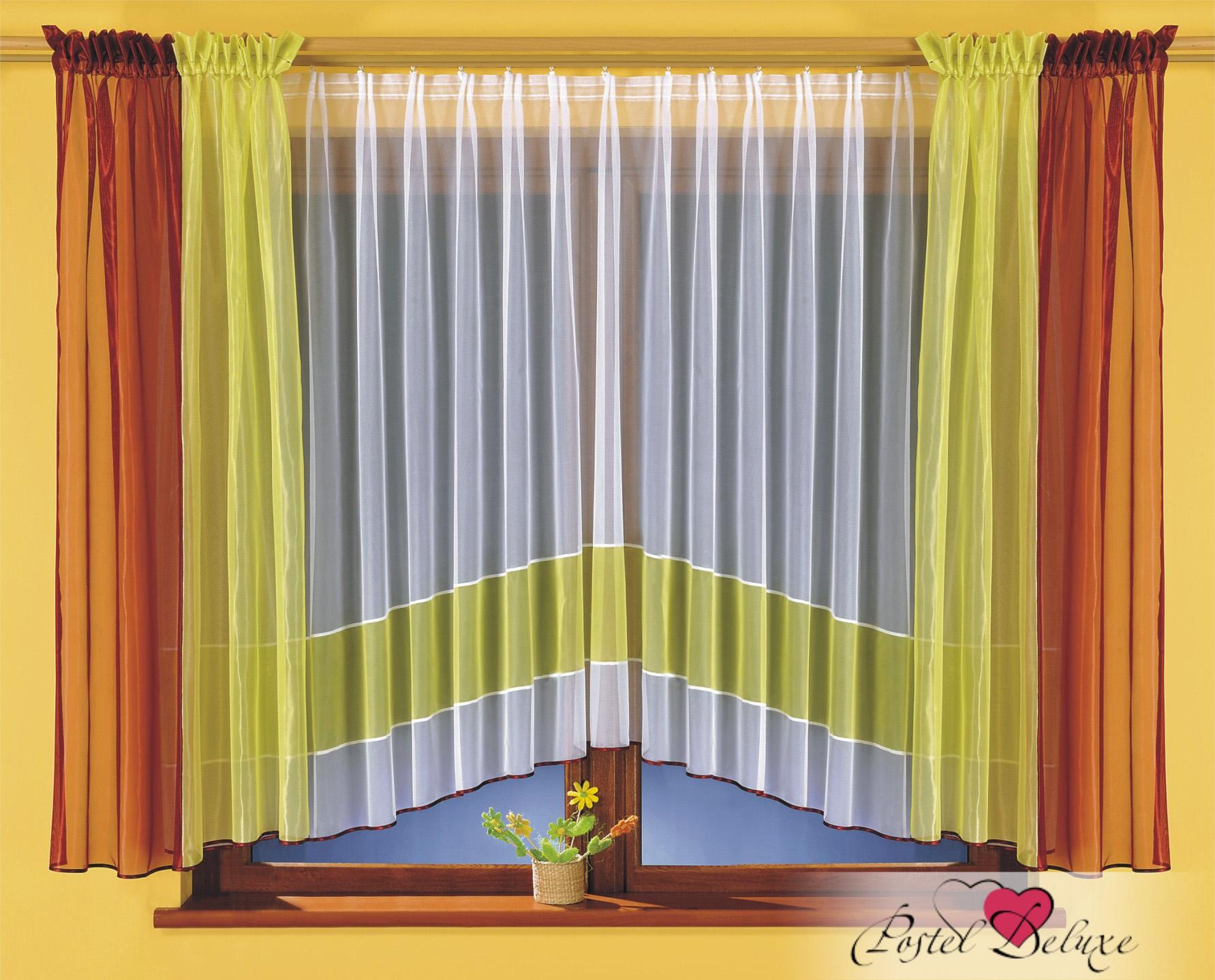 Шторы Wisan Классические шторы Цвет: Бордовый шторы tac классические шторы winx цвет персиковый 200x265 см