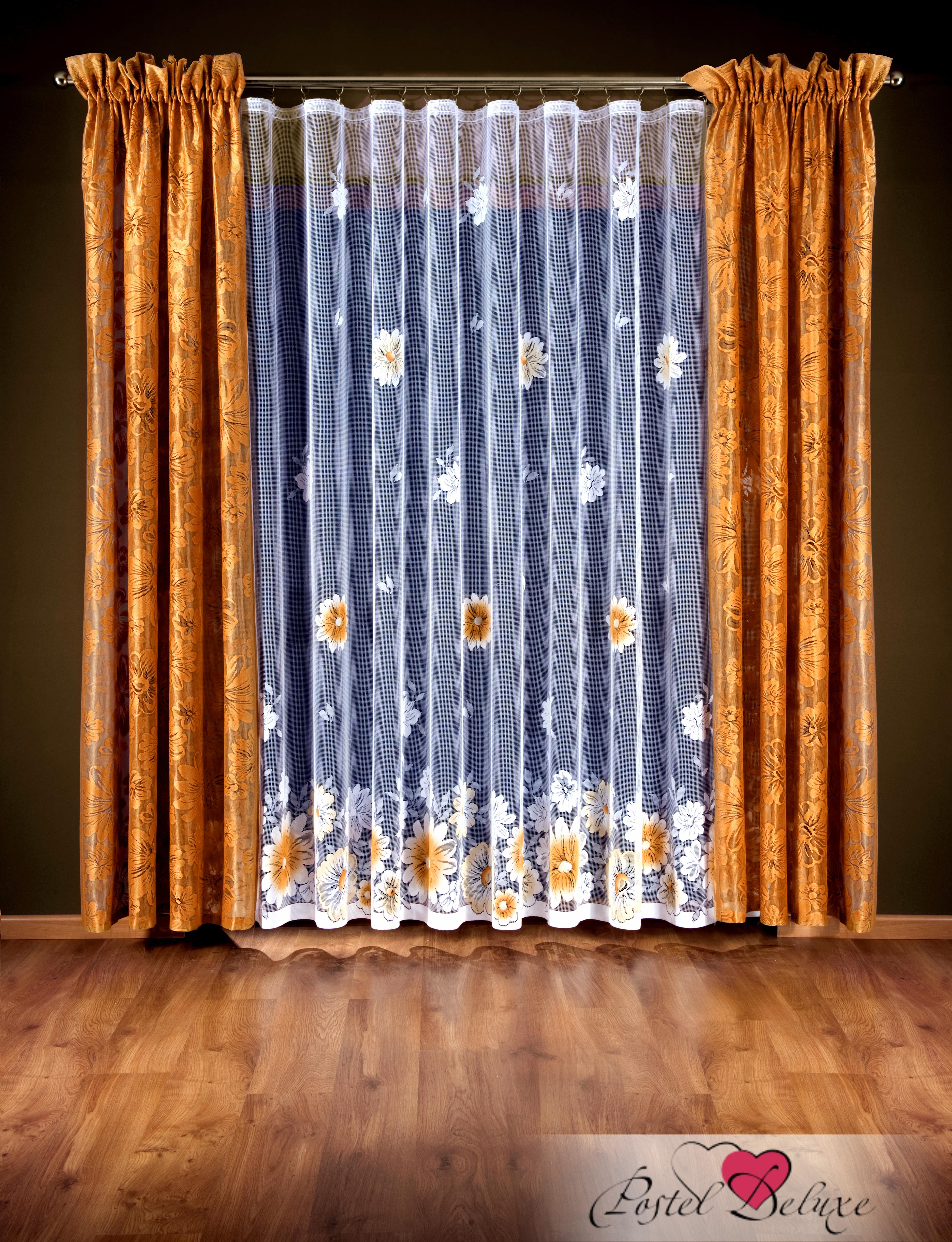 Шторы Wisan Классические шторы Цвет: Бронза, Светло шторы tac классические шторы winx цвет персиковый 200x265 см