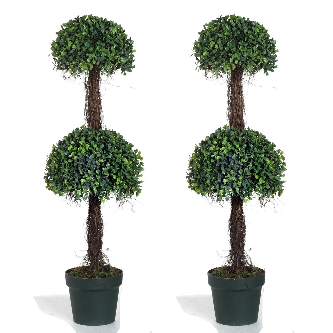 {} ARTEVALUCE Искусственное растение Kiara (91 см - 2 шт) lefard искусственное растение arley 85 см