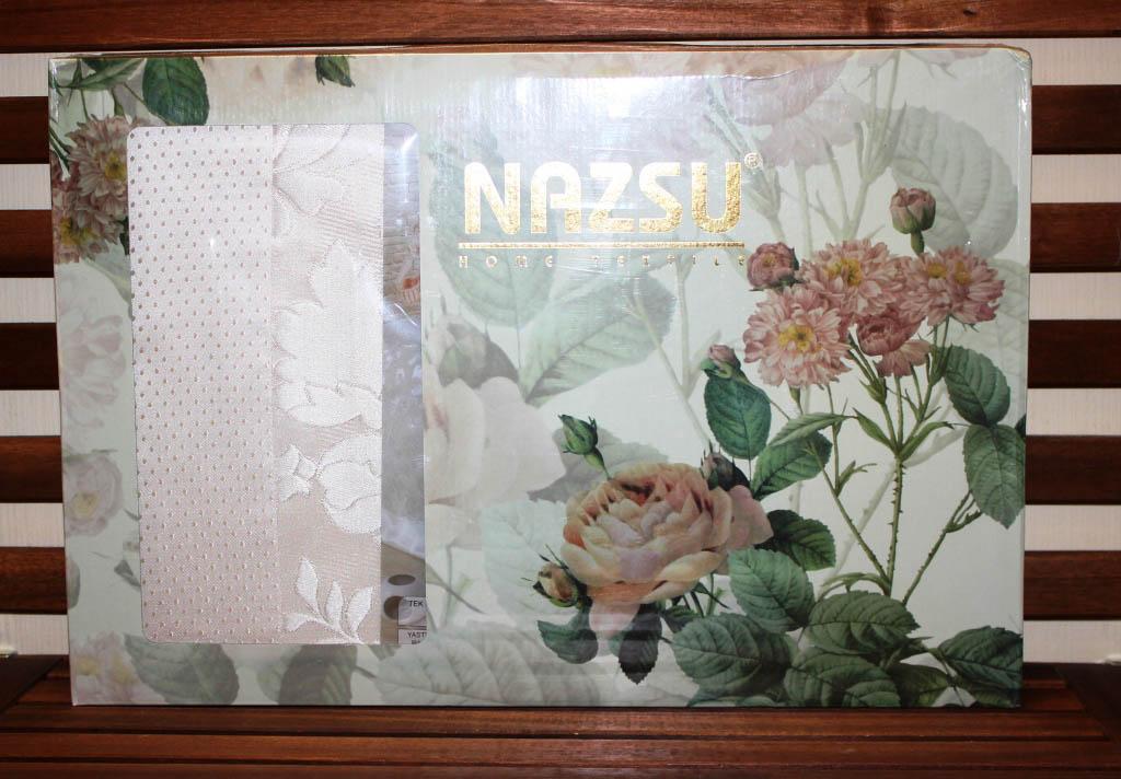 Покрывало NAZSU Покрывало Yaprak Цвет: Бордовый (240х260 см) nazsu yaprak 240x260 1160420