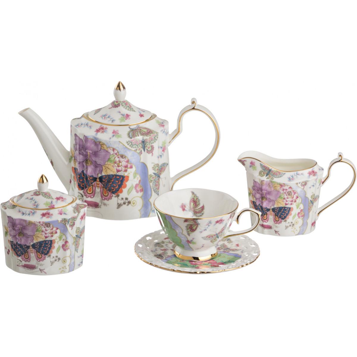 {} Lefard Сервиз Dara (Набор) creative набор для творчества украшаем чайный сервиз