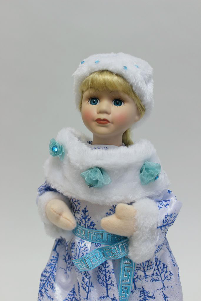{}  Кукла Снегурочка (45 см) кукла весна 35 см