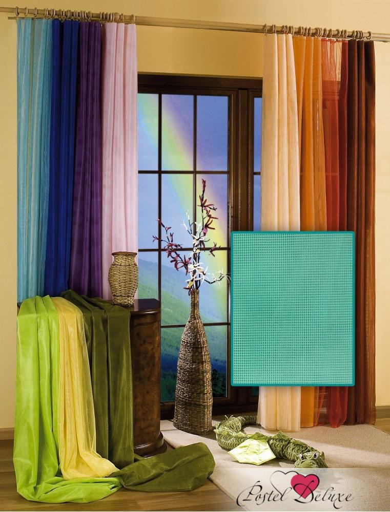 Шторы Wisan Классическиешторы NidaleeЦвет: Бирюзовый шторы tac классические шторы winx цвет персиковый 200x265 см