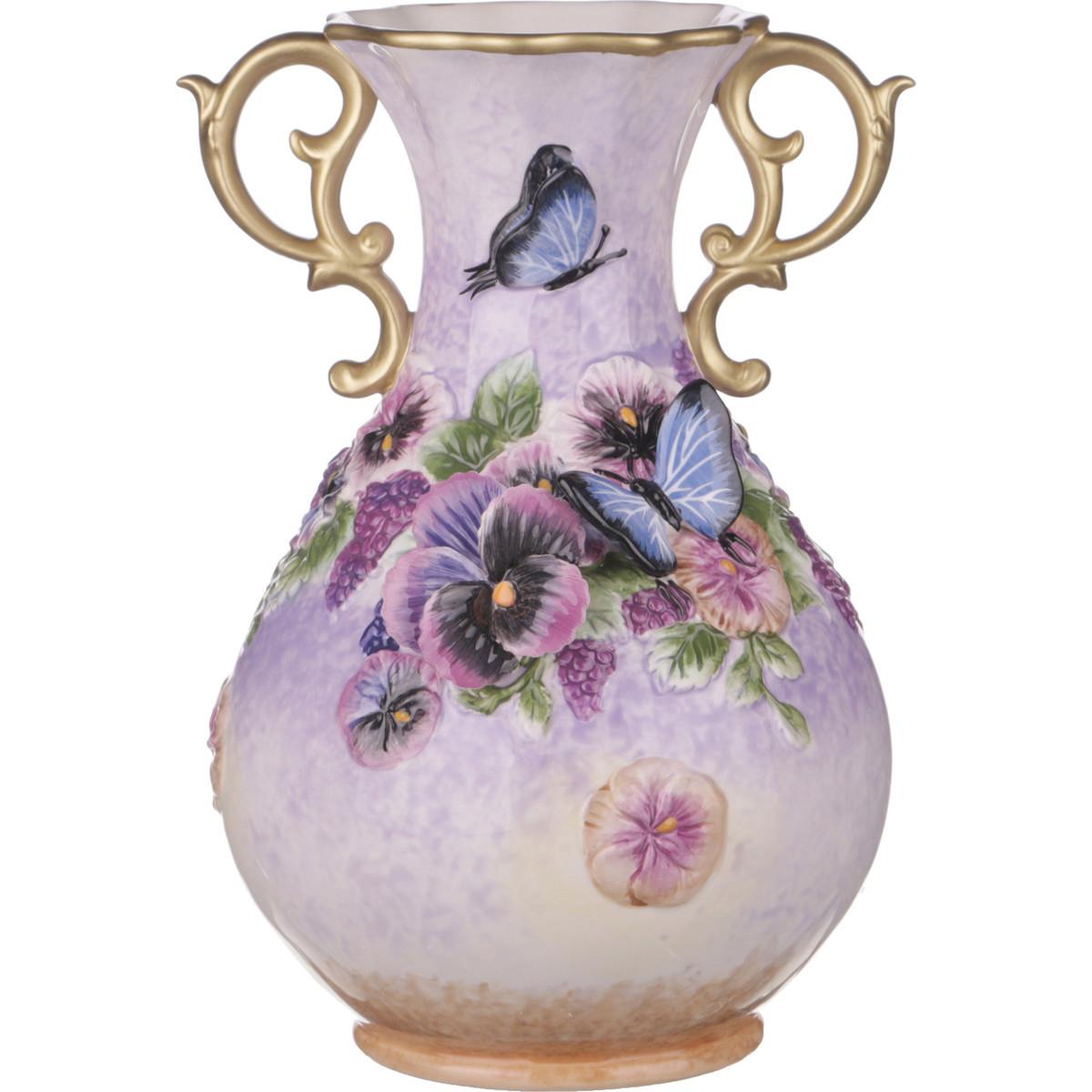 {} Lefard Ваза Linsy (28 см) lefard ваза adreea 11х11х26 см