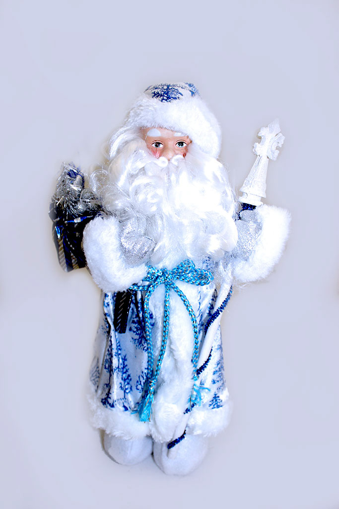 {}  Кукла Дед Мороз (33 см) кукла весна 35 см