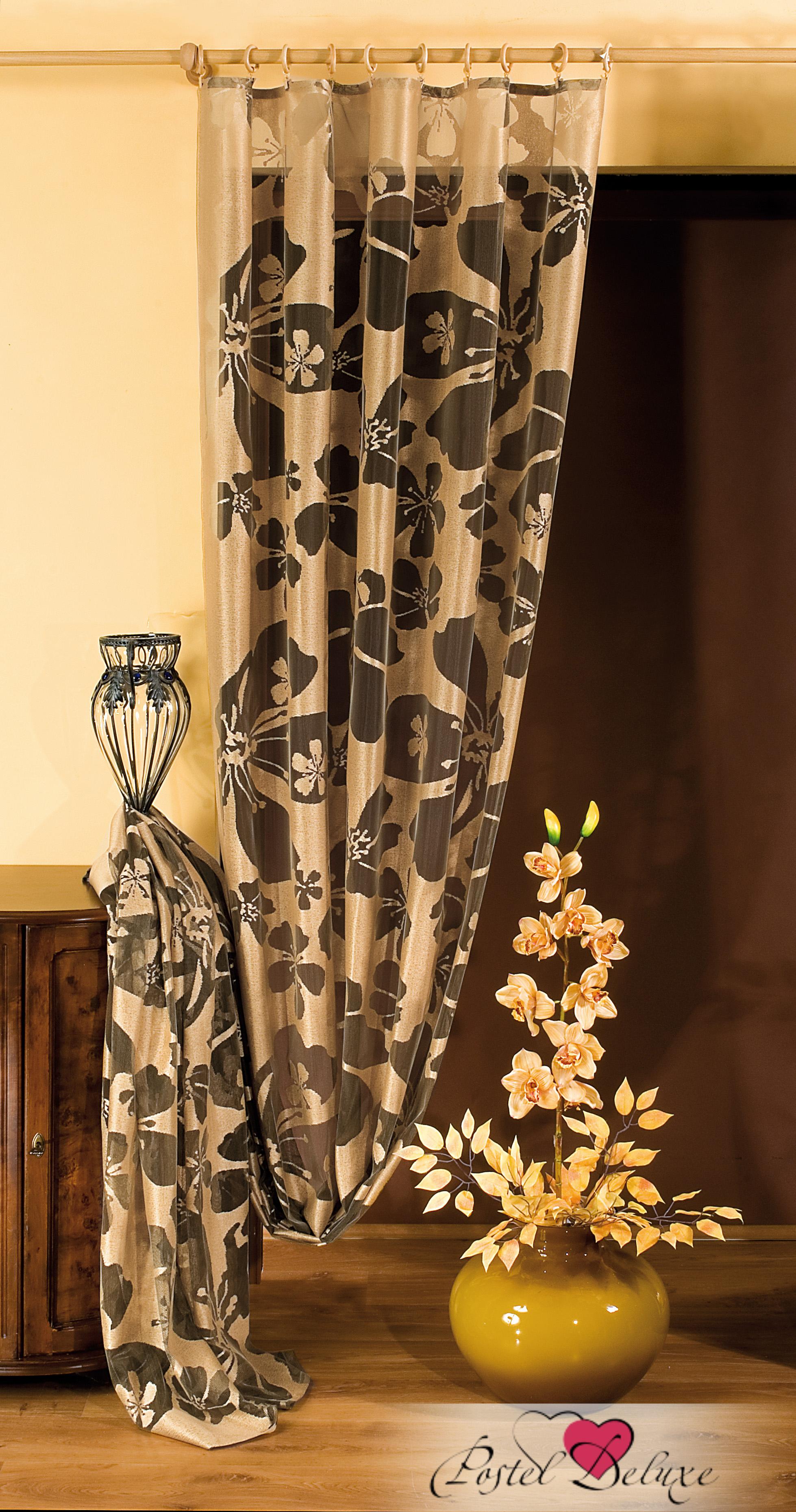Шторы Wisan Классические шторы Conley Цвет: Коричневый, Золотой wisan wisan классические шторы noele