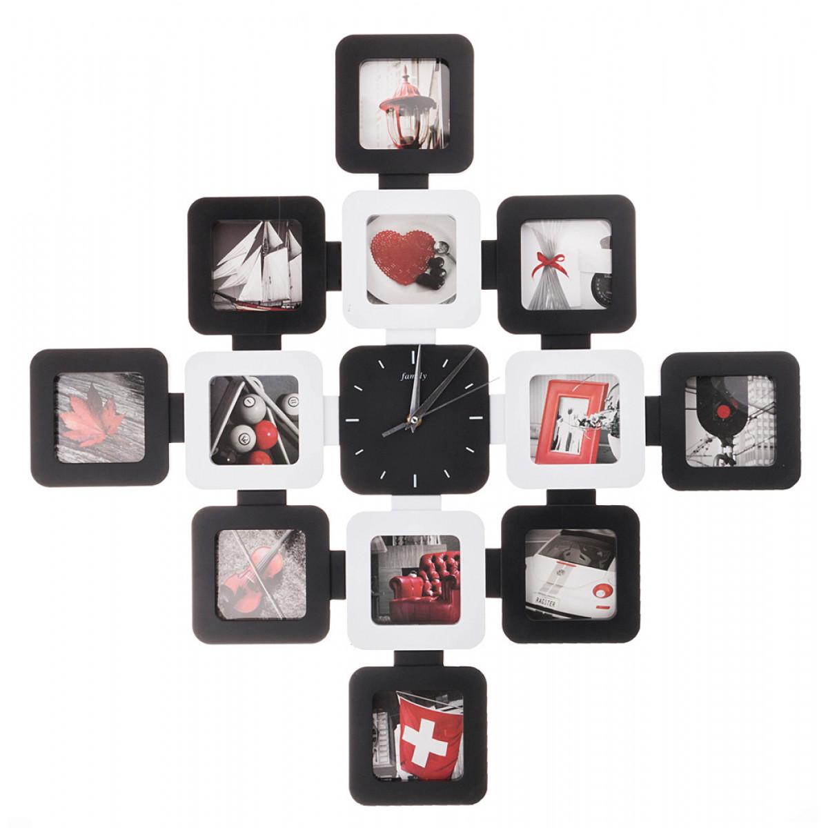 {} Lefard Часы Ursula  (4х59х59 см) часы фоторамка русские подарки часы фоторамка