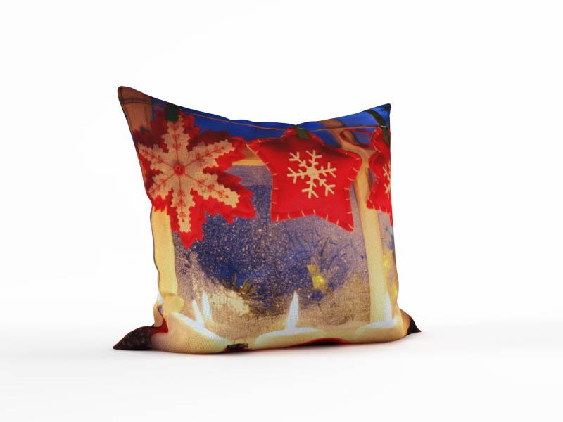 Декоративные подушки StickButik Декоративная подушка Вечер У Окна (45х45)