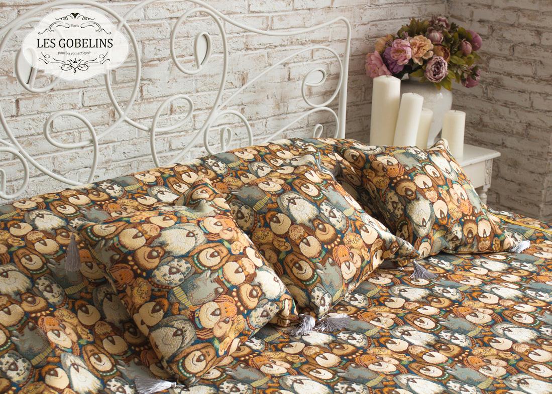 Декоративные подушки Les Gobelins Декоративная наволочка Chiens (35х35) декоративные подушки les gobelins декоративная наволочка coquelicot 35х35