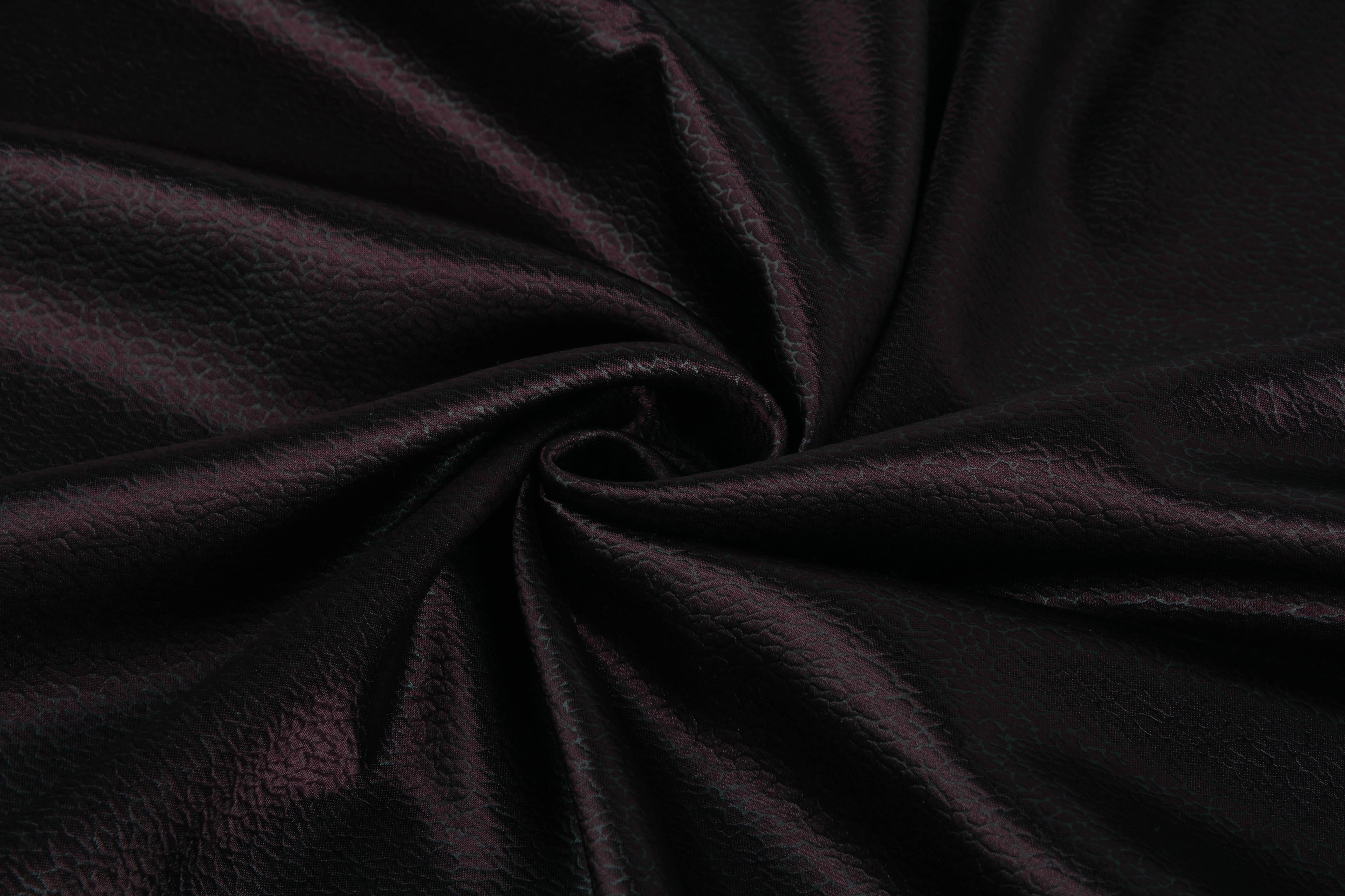 {} TexRepublic Материал Сатен Silk Цвет: Венге texrepublic материал бархат wet silk цвет брусника