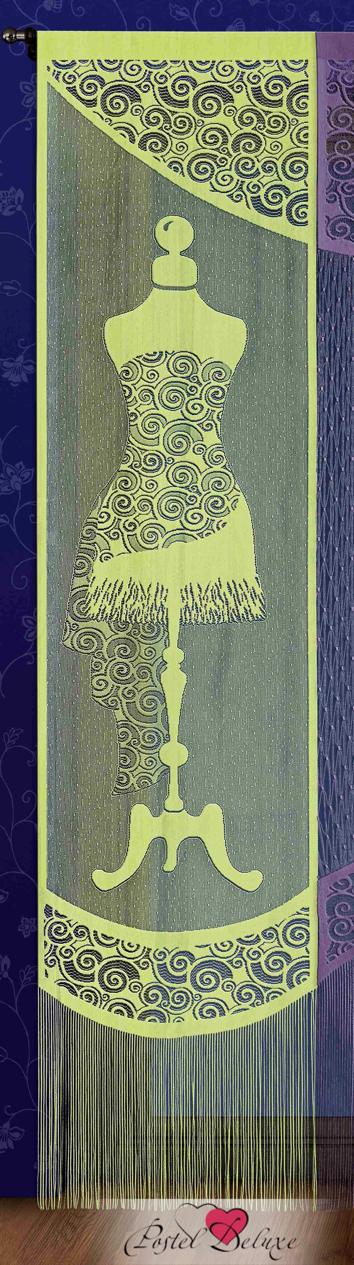 Шторы Wisan Японские шторы Гардероб (Манекен) Цвет: Лайм салон штор карниз гардины тольятти