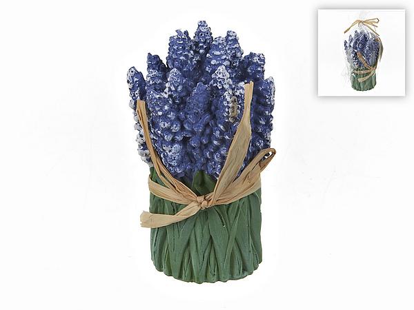 {} ENS GROUP Свеча Лаванда (6х6х11 см) ens group подставка для зубных щеток садовая роза 6х6х11 см