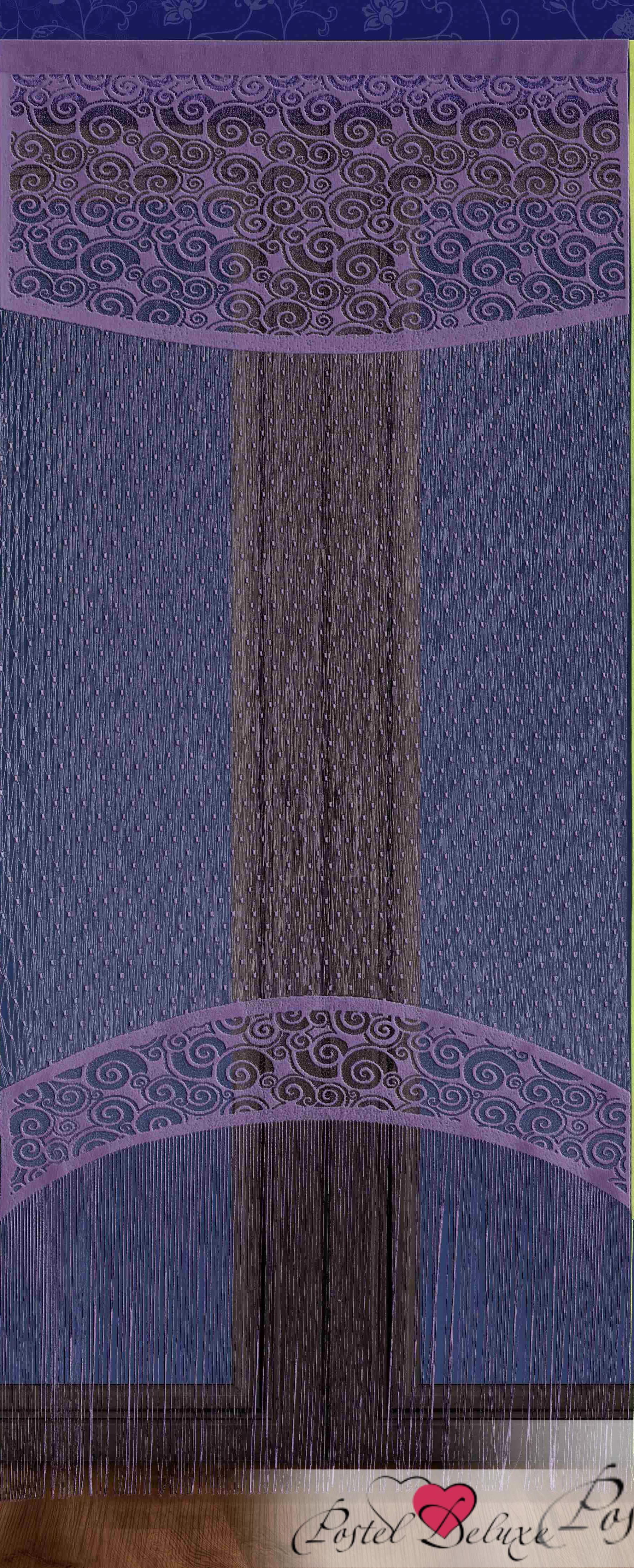 Шторы Wisan Японские шторы Гардероб (Центральная) Цвет: Фиолетовый салон штор карниз гардины тольятти