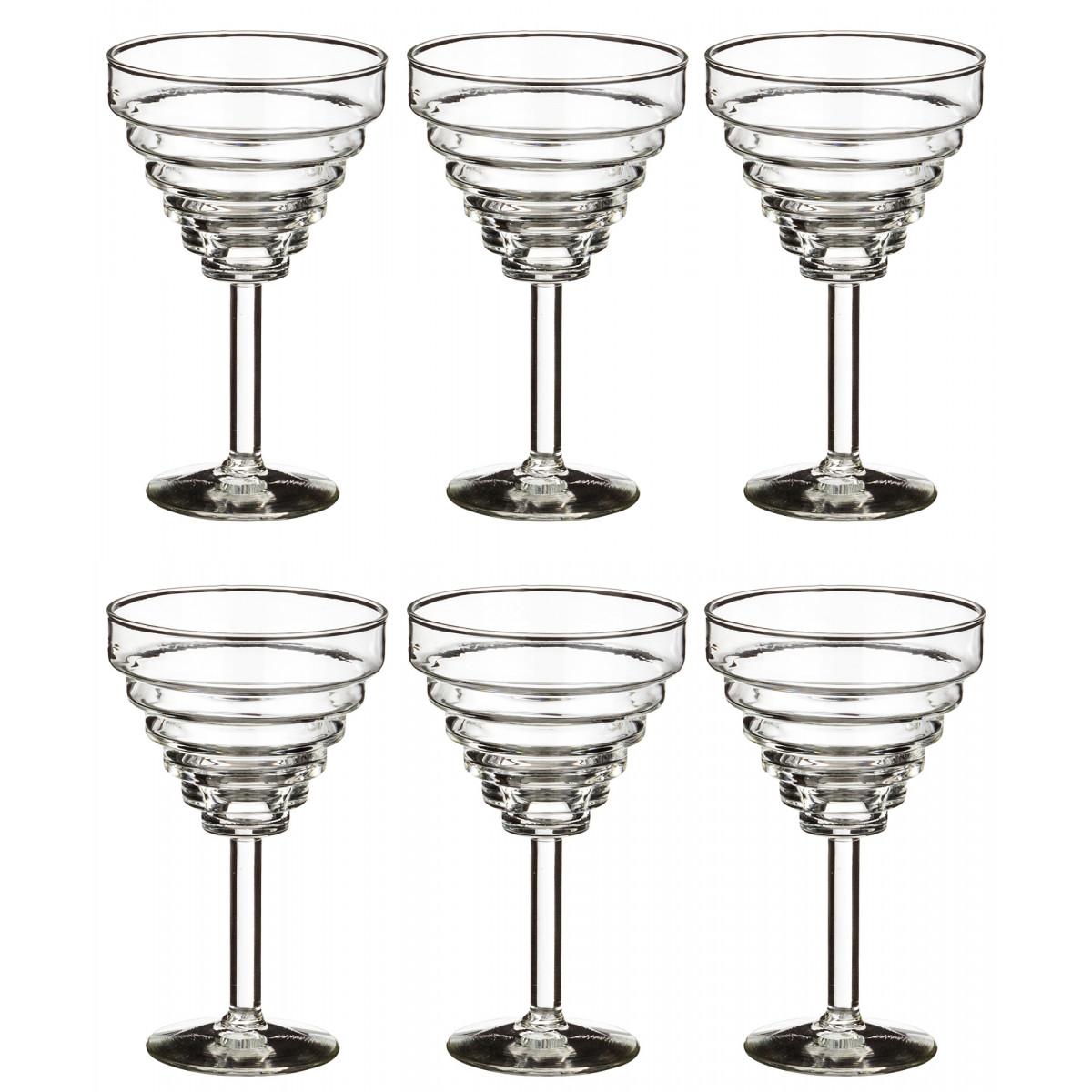 {} Durobor Набор бокалов для коктейлей Lawanda  (17 см - 6 шт) набор бокалов для бренди коралл 40600 q8105 400 анжела