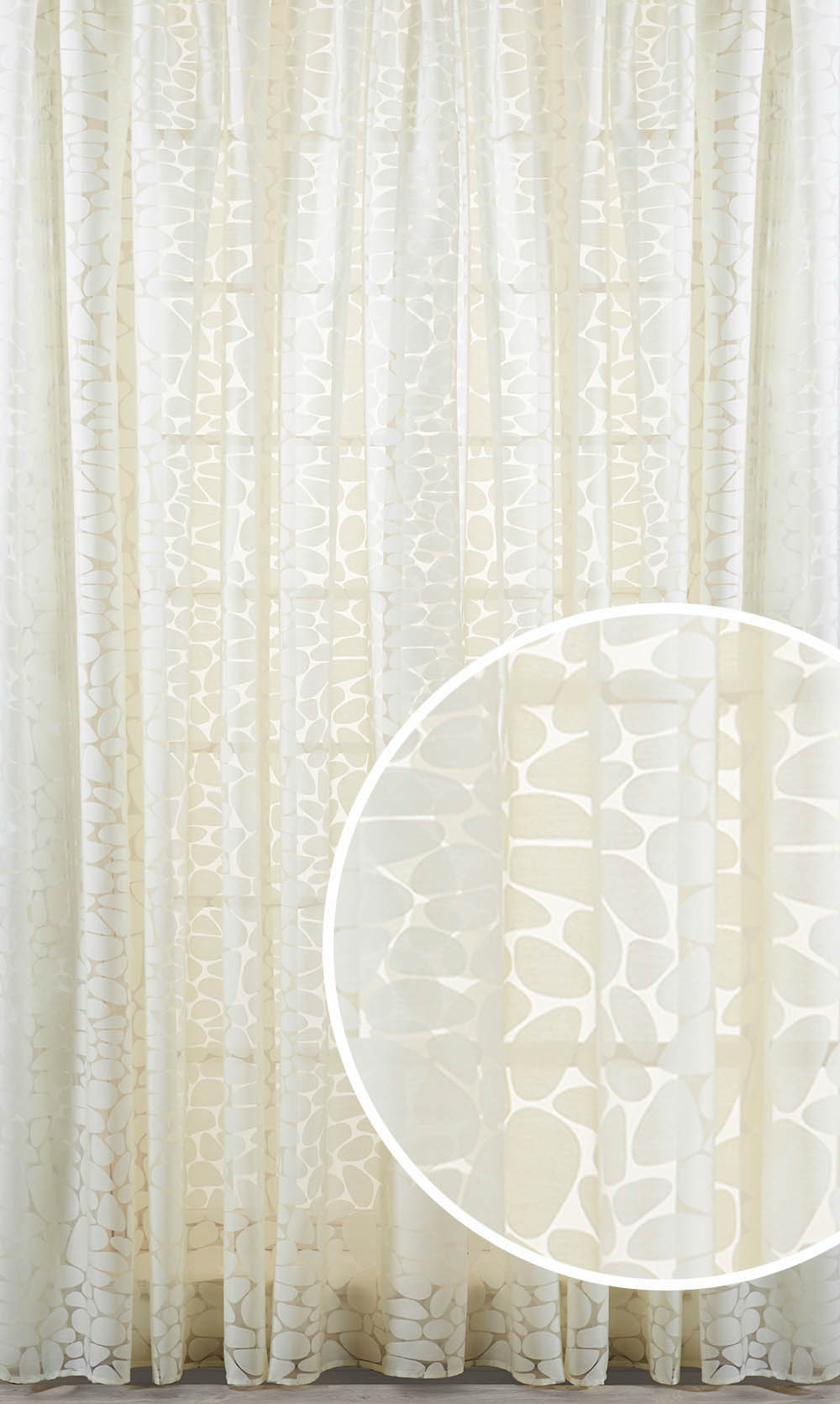 Шторы Primavelle Классические шторы Piera Цвет: Ваниль