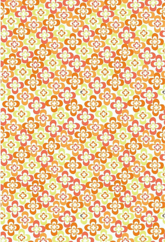 Скатерти и салфетки StickButik Скатерть Апельсиновые Цветы (150х180 см) скатерти и салфетки santalino скатерть lysander 140х180 см