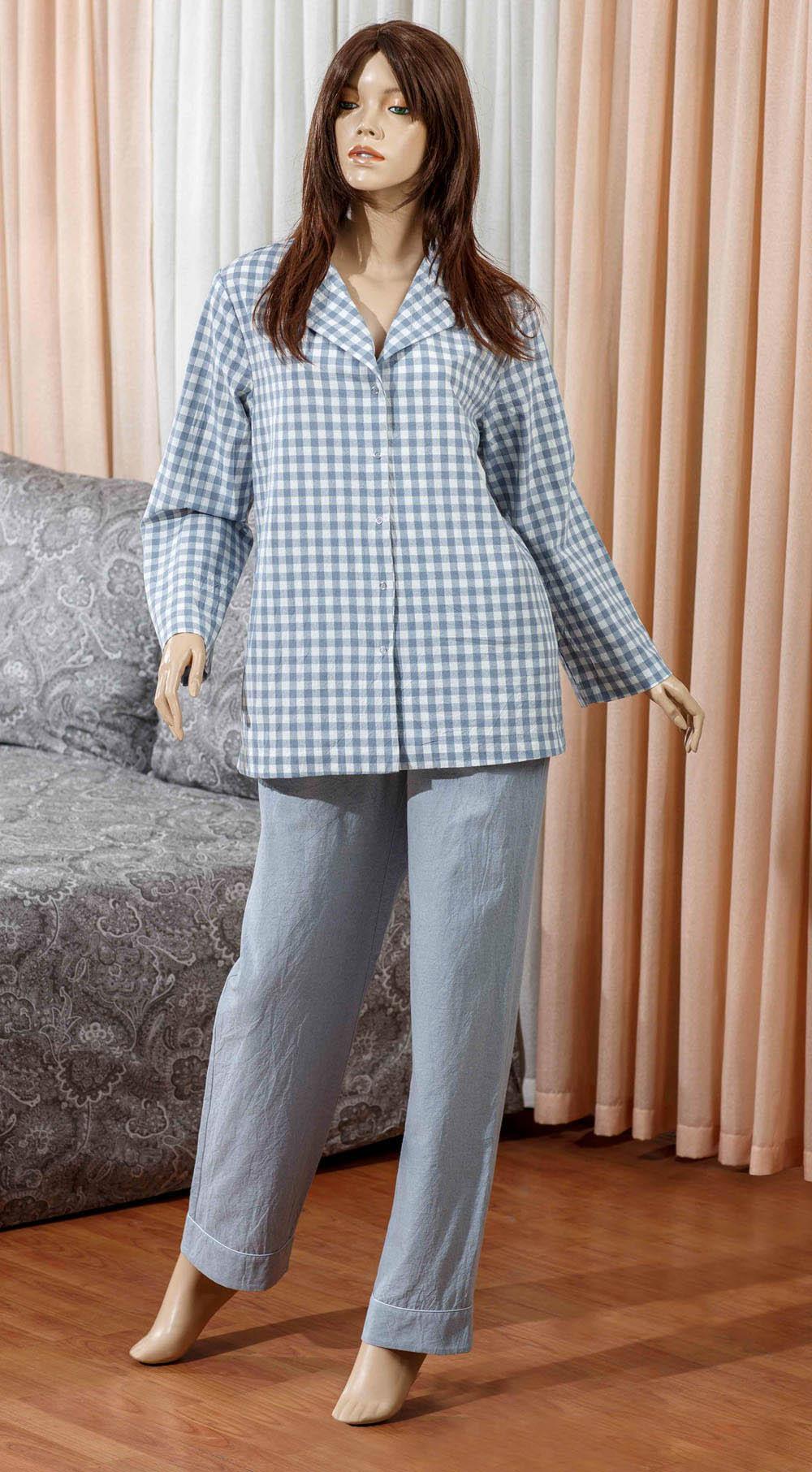 Ночные сорочки Primavelle Ночная сорочка Vera Цвет: Голубой (L-xL) ночные сорочки linse ночная сорочка