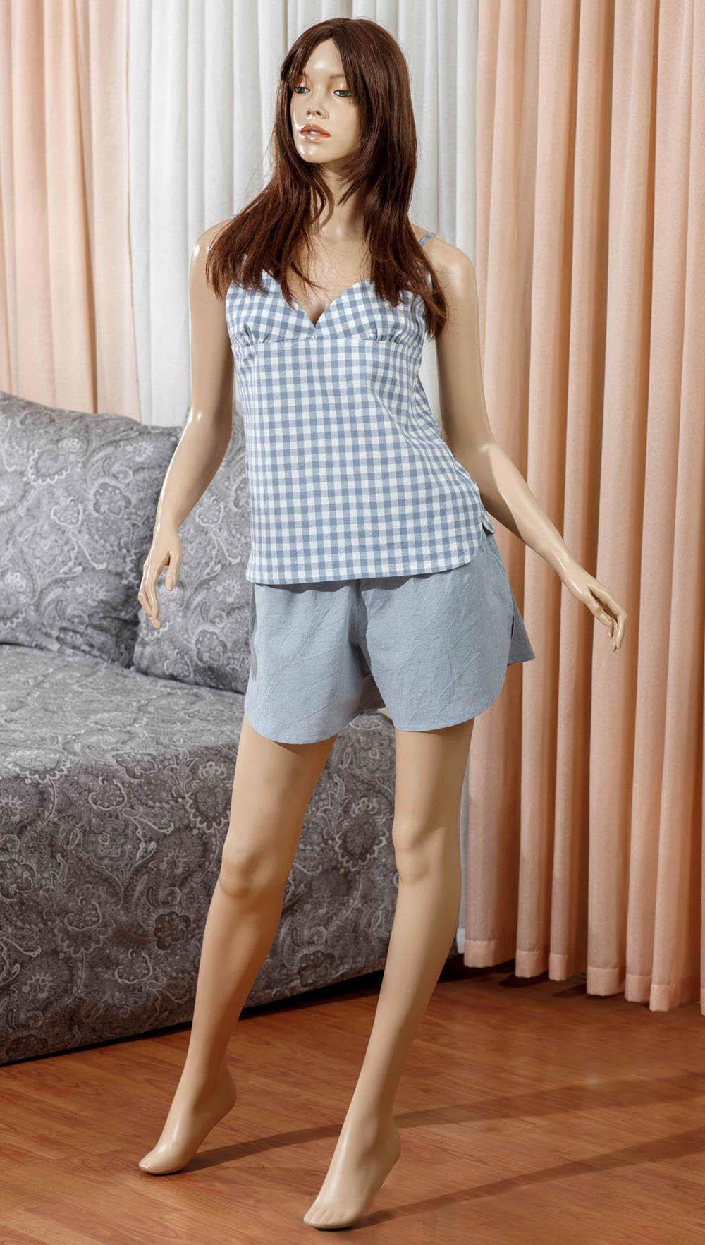 комплект мужской primavelle m diego Брюки Primavelle Одежда для дома Vera Цвет: Голубой (S-M)