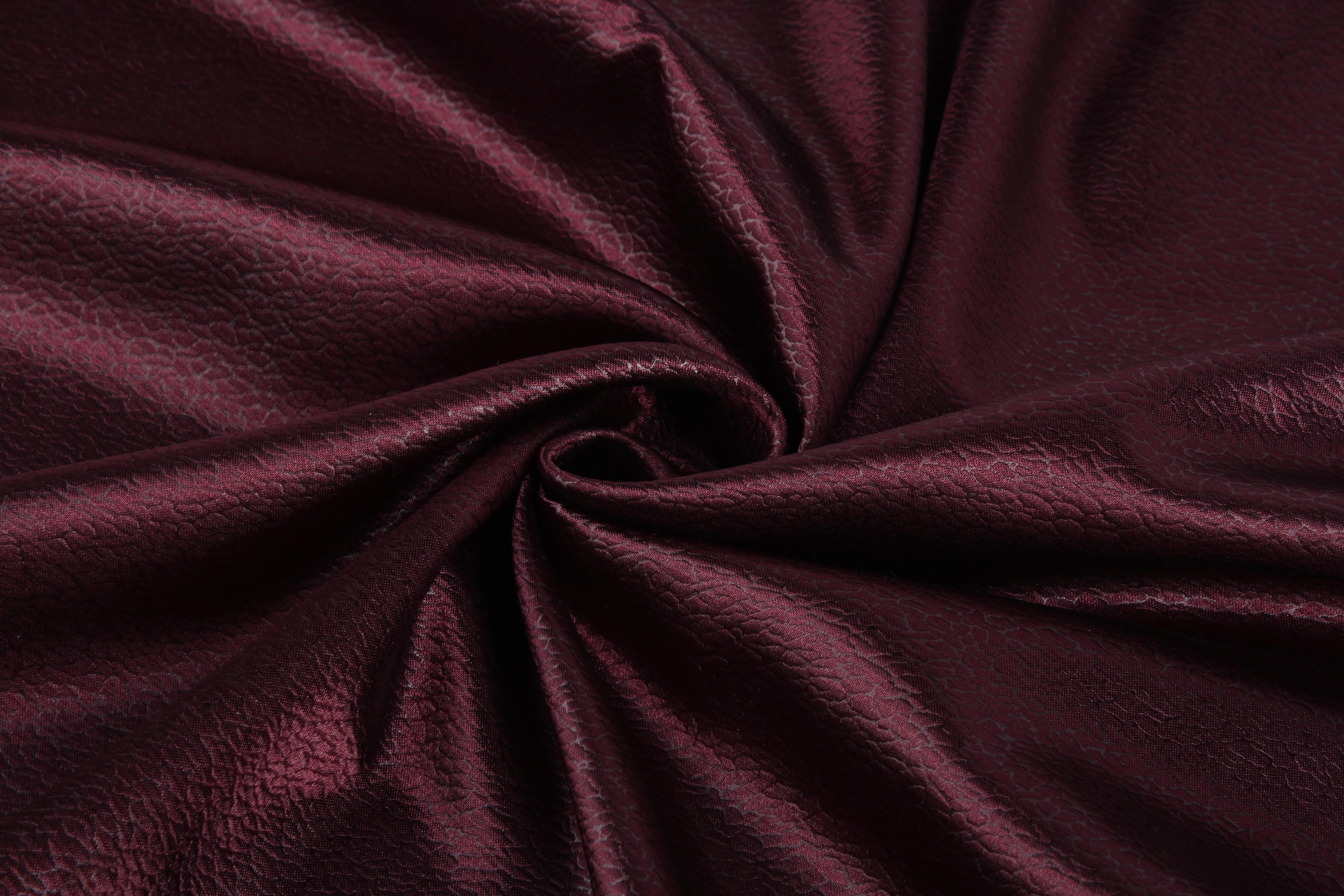 {} TexRepublic Материал Сатен Silk Цвет: Бордовый пряжа для вязания alize sal abiye цвет бордовый 390 410 м 100 г 5 шт