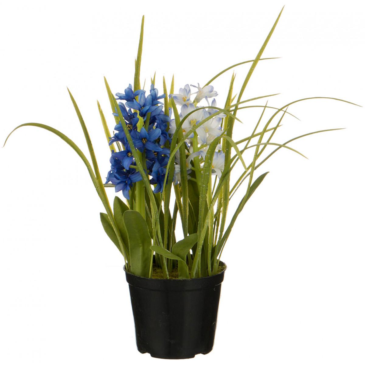 {} SILK-KA Искусственный цветок Sloane  (32 см) sharon sloane трусы с внутренним анальным страпоном размер l