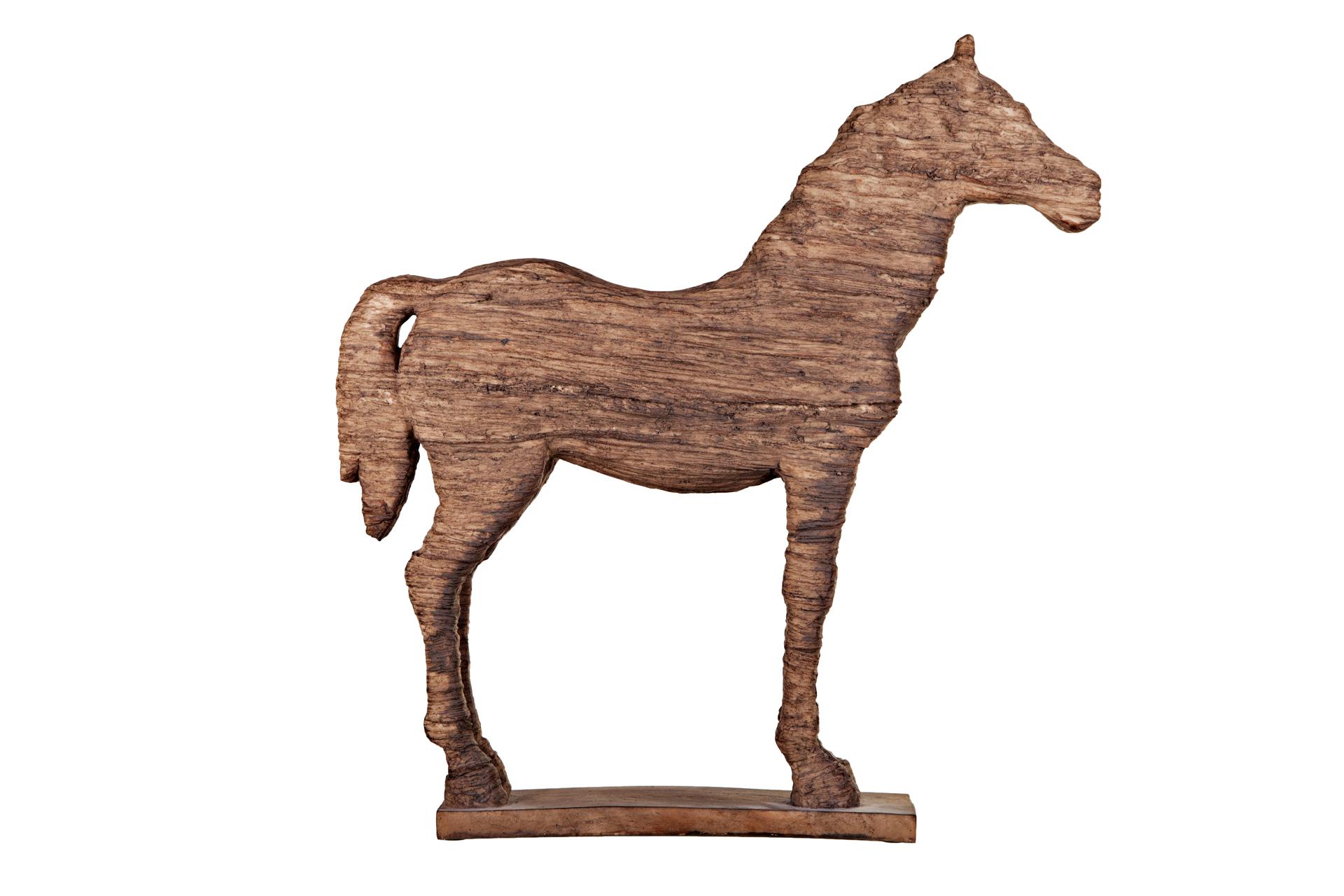 {} ARTEVALUCE Статуэтка Лошадь (7х48х49 см) статуэтка африканка федерация статуэтка африканка