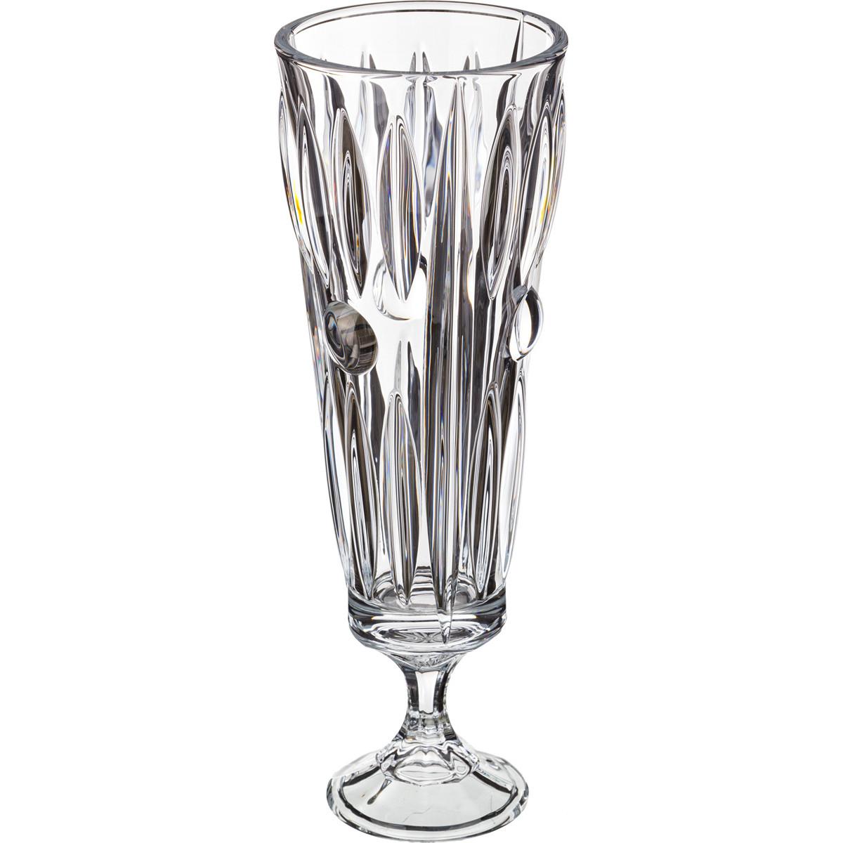 {} Crystalite Bohemia Ваза Mckenzie  (37 см) ваза для цветов 25 см crystalite bohemia ваза для цветов 25 см