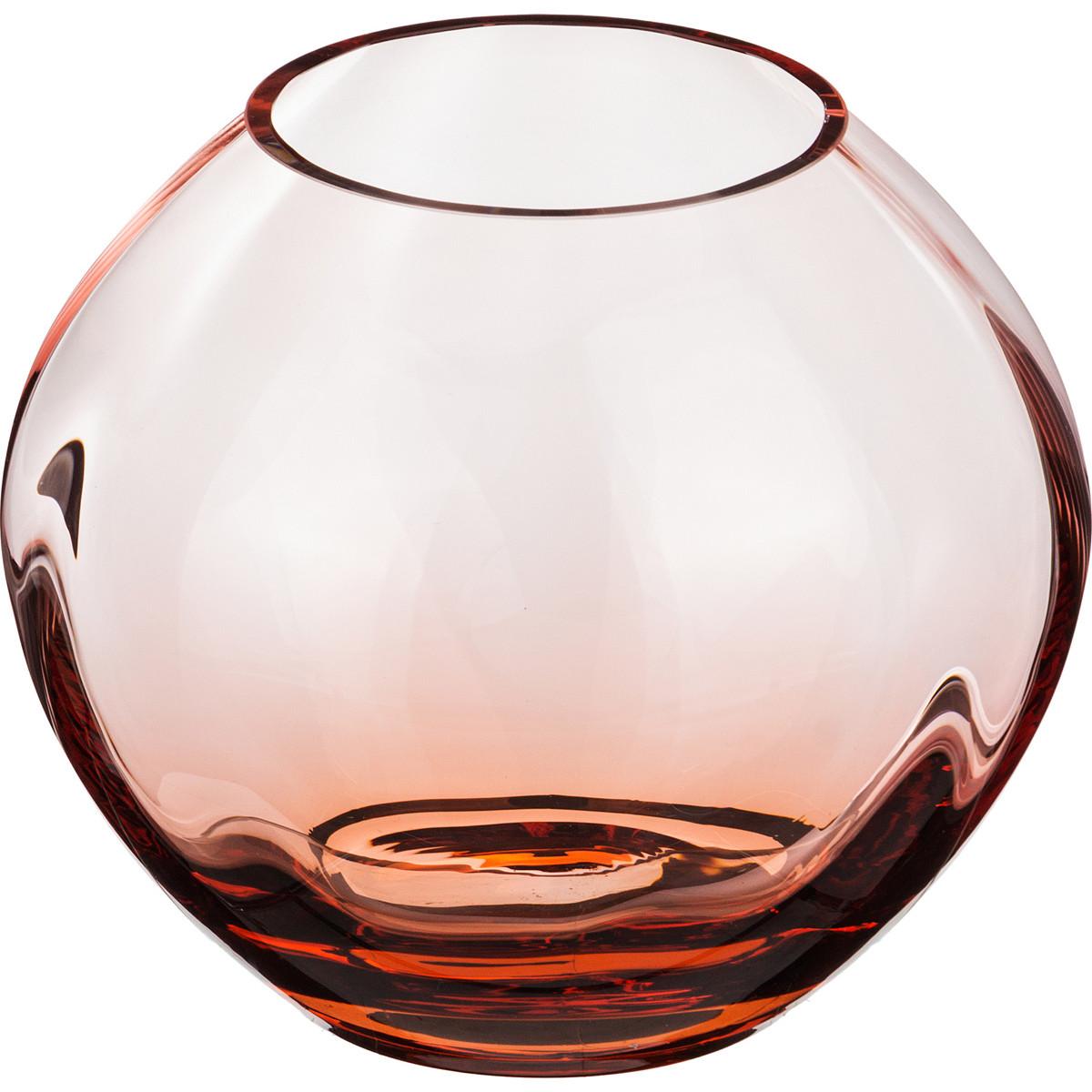 {} Crystalite Bohemia Ваза Lavern  (14х16 см) ваза 30 см bohemia ваза 30 см