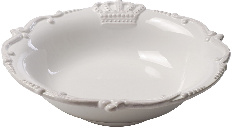 {} ARTEVALUCE Тарелка декоративная Корона (23 см) artevaluce светильник подвесной cage filament 15х24 см