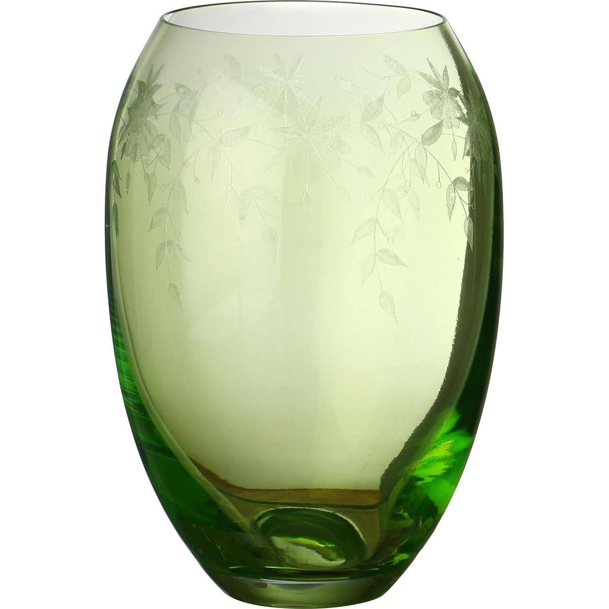 {} Bohemia Crystal Ваза Riley  (23 см) crystal bohemia