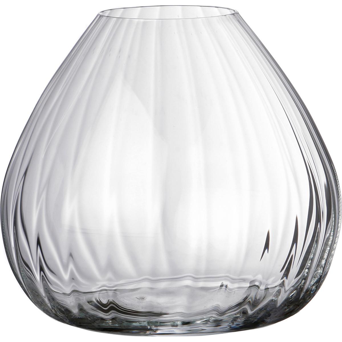 {} Bohemia Crystal Ваза Nichole  (19 см) crystal bohemia
