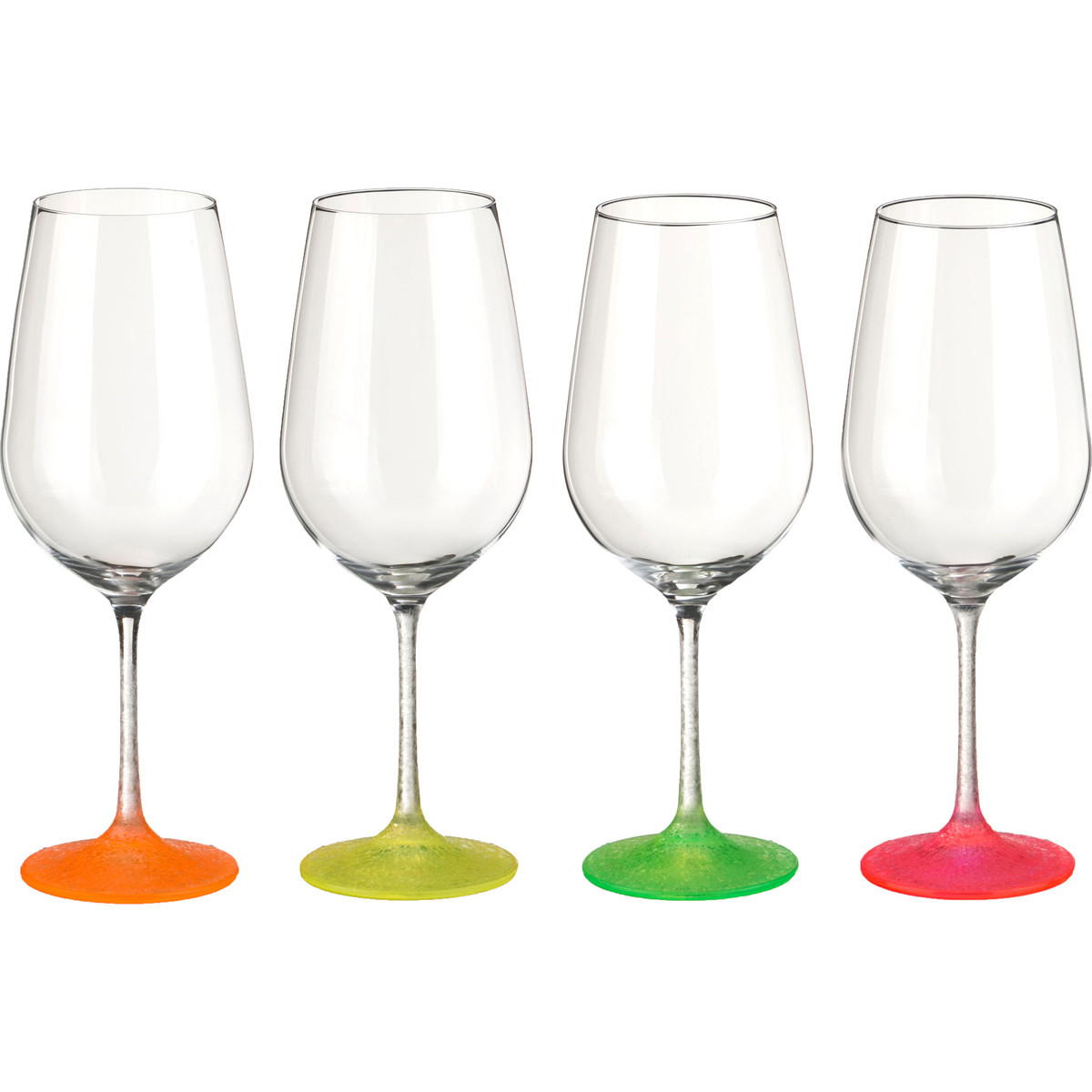 {} Bohemia Crystal Набор бокалов для вина Angelina (550 мл - 4 шт) bohemia crystal набор бокалов для шампанского felina 25 см 2 шт