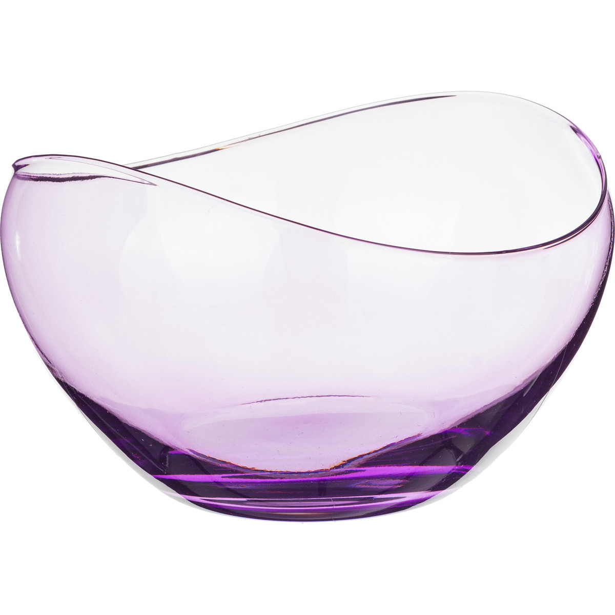 {} Bohemia Crystal Ваза Kendra  (14х24 см) crystal bohemia