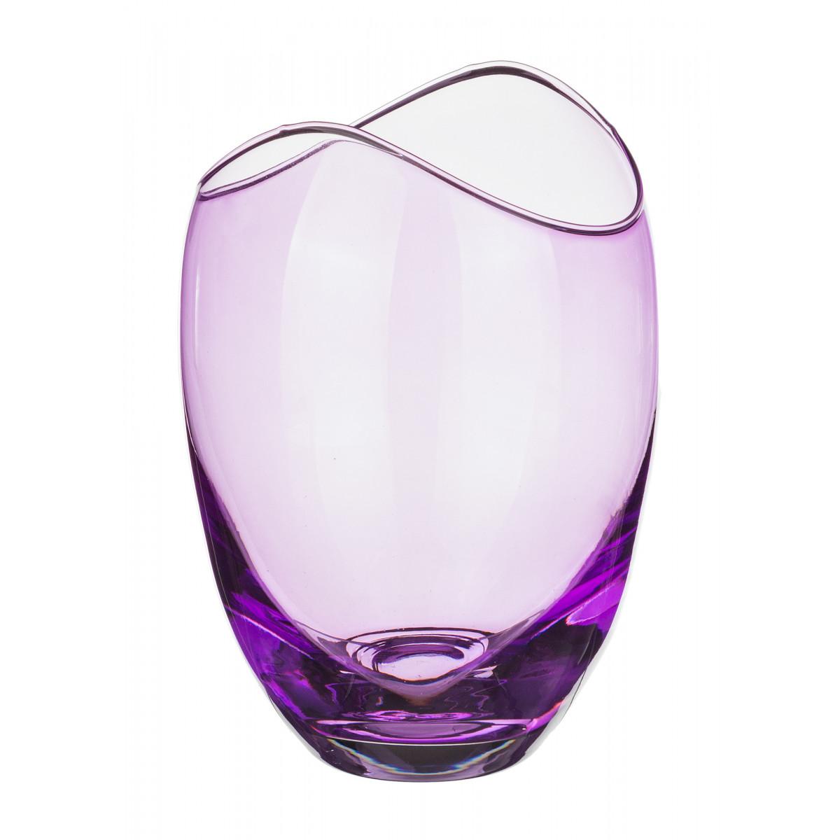 {} Bohemia Crystal Ваза Isadora  (26 см) crystal bohemia