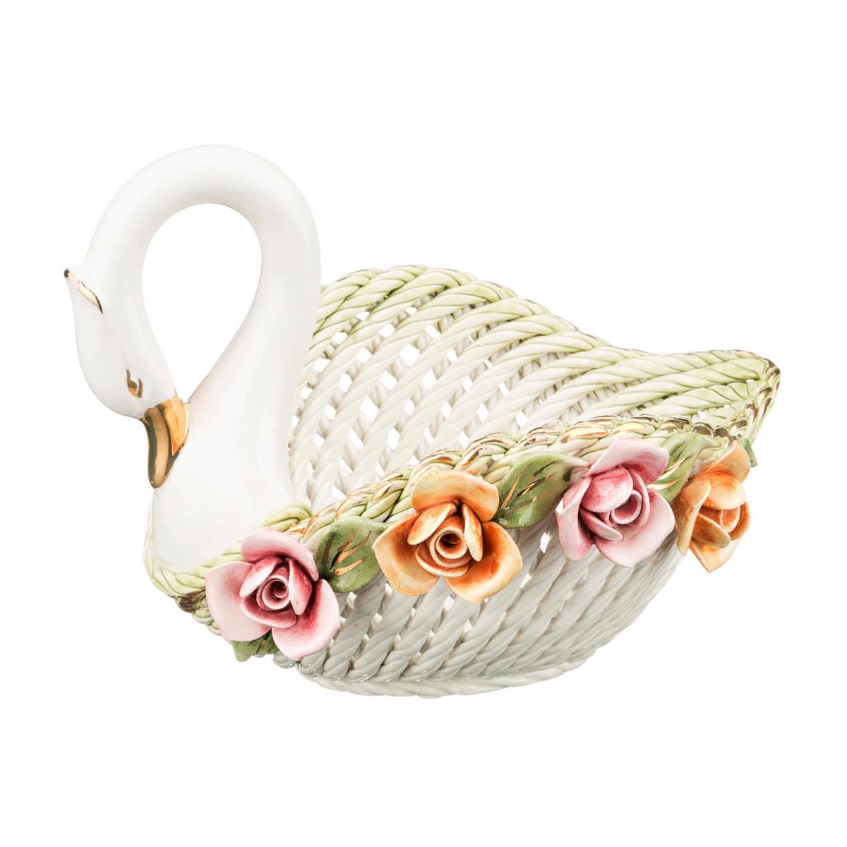 {} Lanzarin Ceramiche Ваза Eirene (19х20х24 см)
