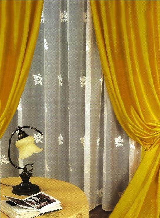 Шторы Haft Классические шторы Garden Цвет:Бежево-Золотой шторы tac классические шторы winx цвет персиковый 200x265 см