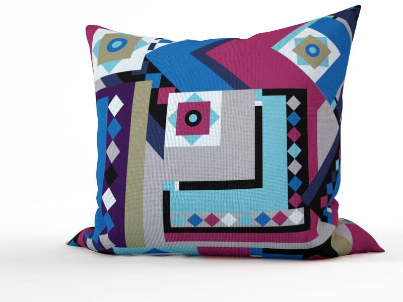Декоративные подушки StickButik Декоративная подушка Творчество Шагала (45х45)