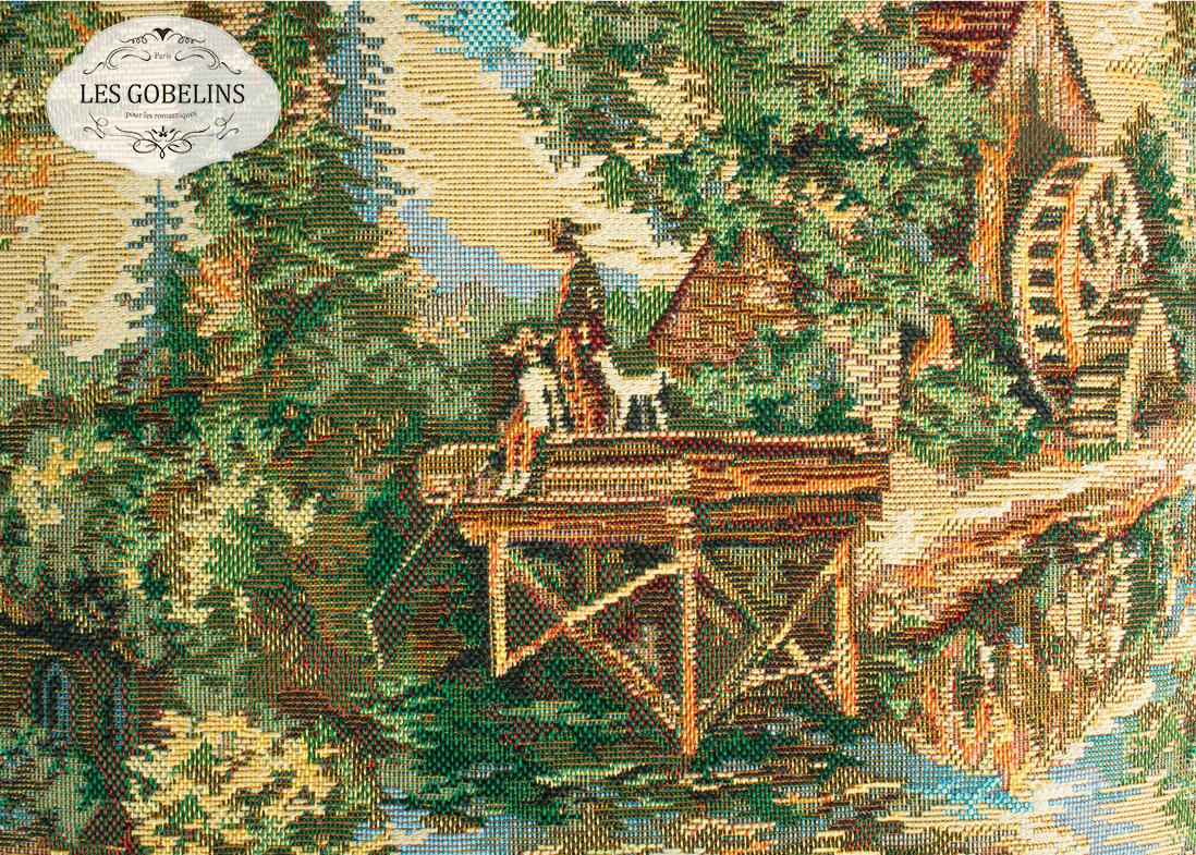 Покрывало Les Gobelins Накидка на диван Provence (140х210 см)